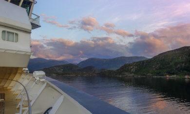 Leben und arbeiten auf dem Kreuzfahrtschiff