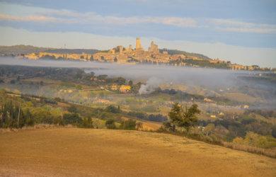 Herbstzauber in der Toskana Italien Roadtrip