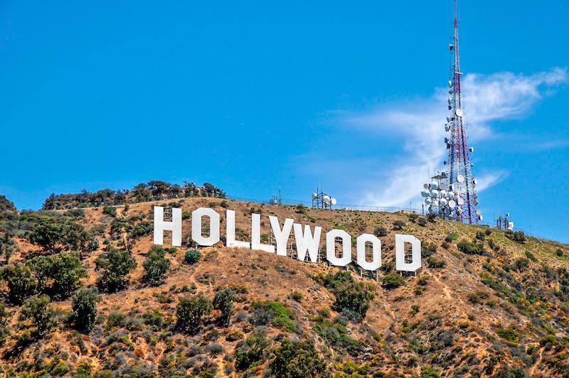 Los Angeles Hollywood USA