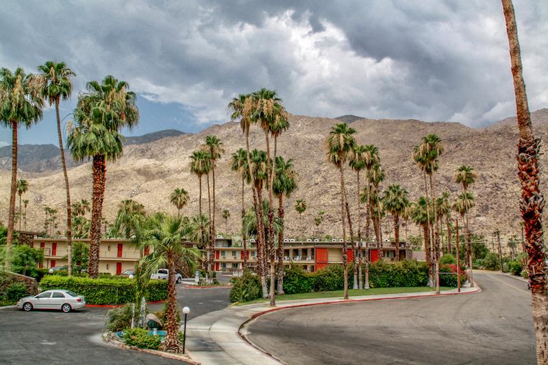 Palm Springs USA Westen
