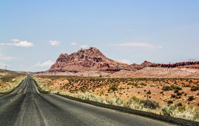 USA Westen Roadtrip