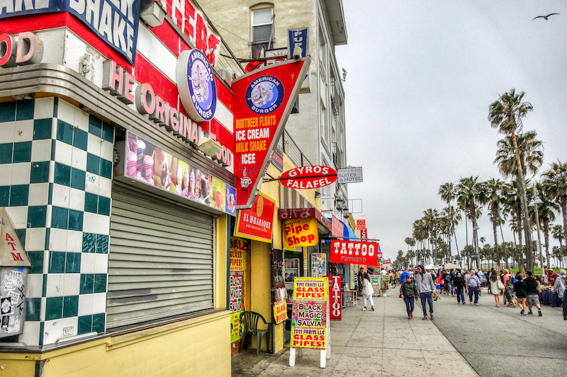 Venice Beach Los Angeles USA