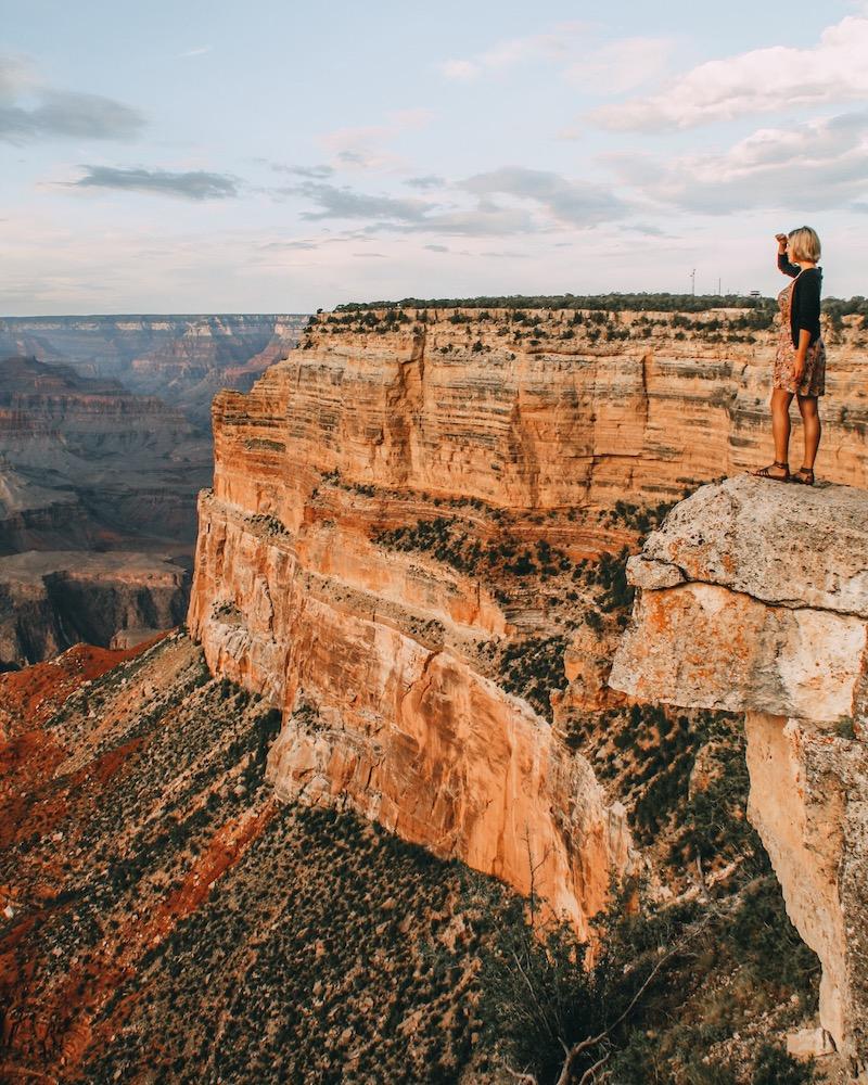 Grand Canyon Westküste USA