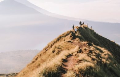 Mount Batur Bali Wanderung zum Sonnenaufgang