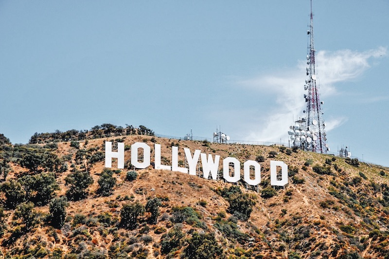 Westküste USA Hollywood Sign