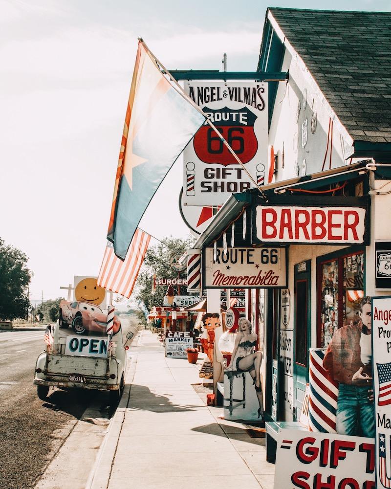 Westküste USA Route 66