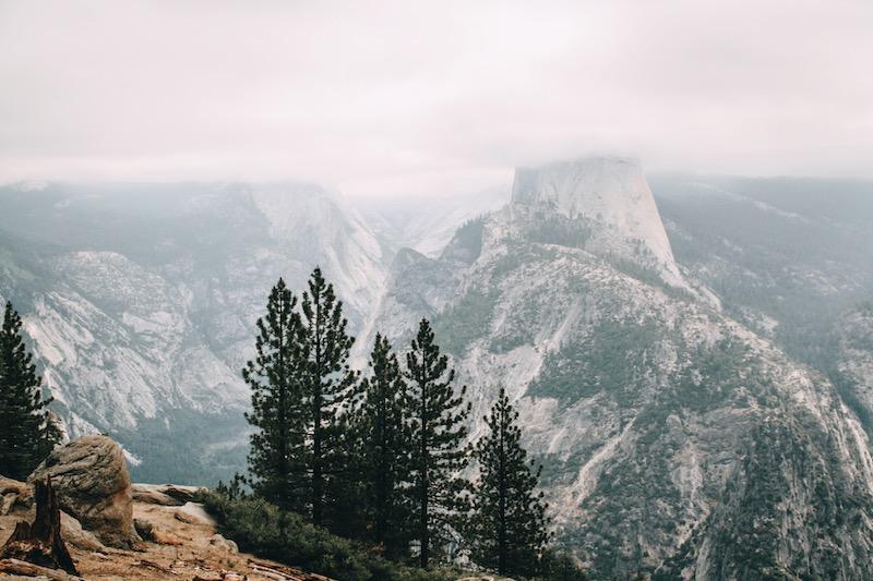 Westküste USA Yosemite Nationalpark