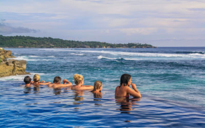 Nusa Lembongan Indonesien