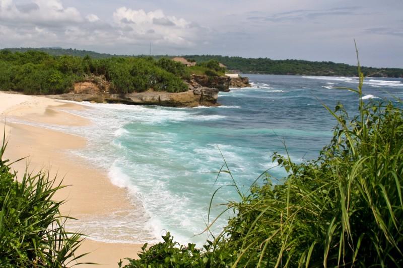 Nusa Lembongan Dream Beach Bali