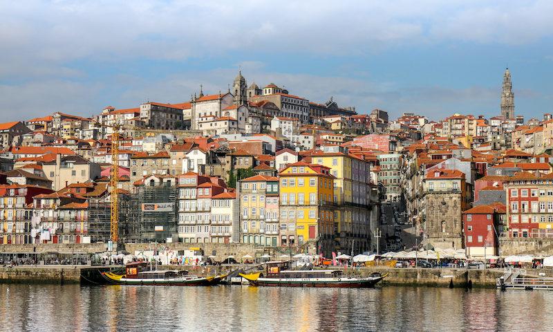 Kurztrip Porto Portugal