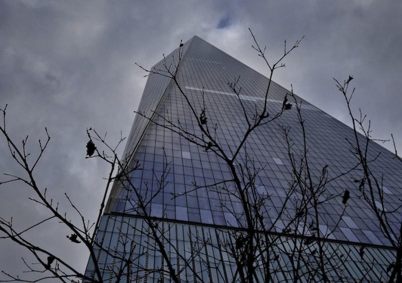 Das 541 Meter hohe One World Trade Center wurde im November 2014 eröffnet.