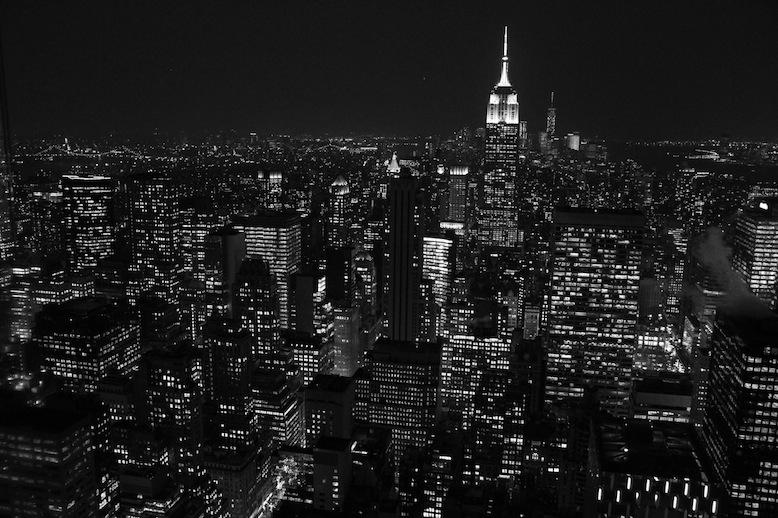 New York Rockefeller Top of the Rock