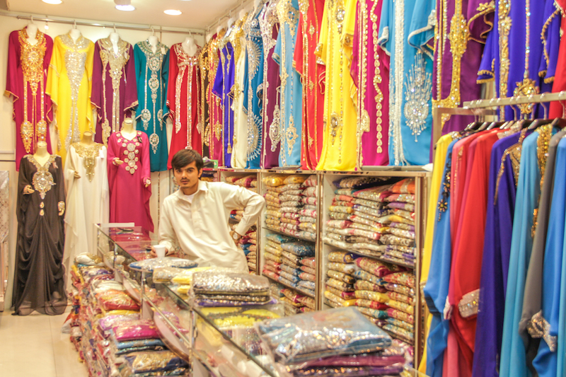 Arabische Kultur Dubai Orient
