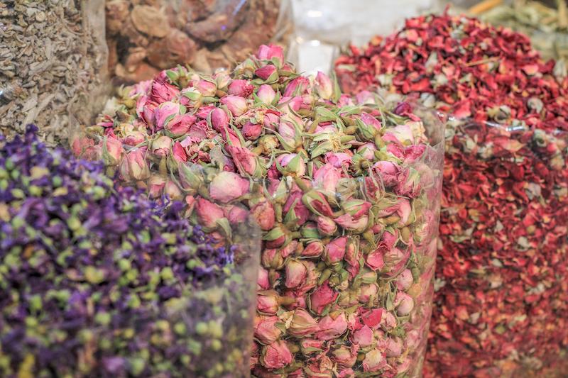 Dubai Creek Spice Souk