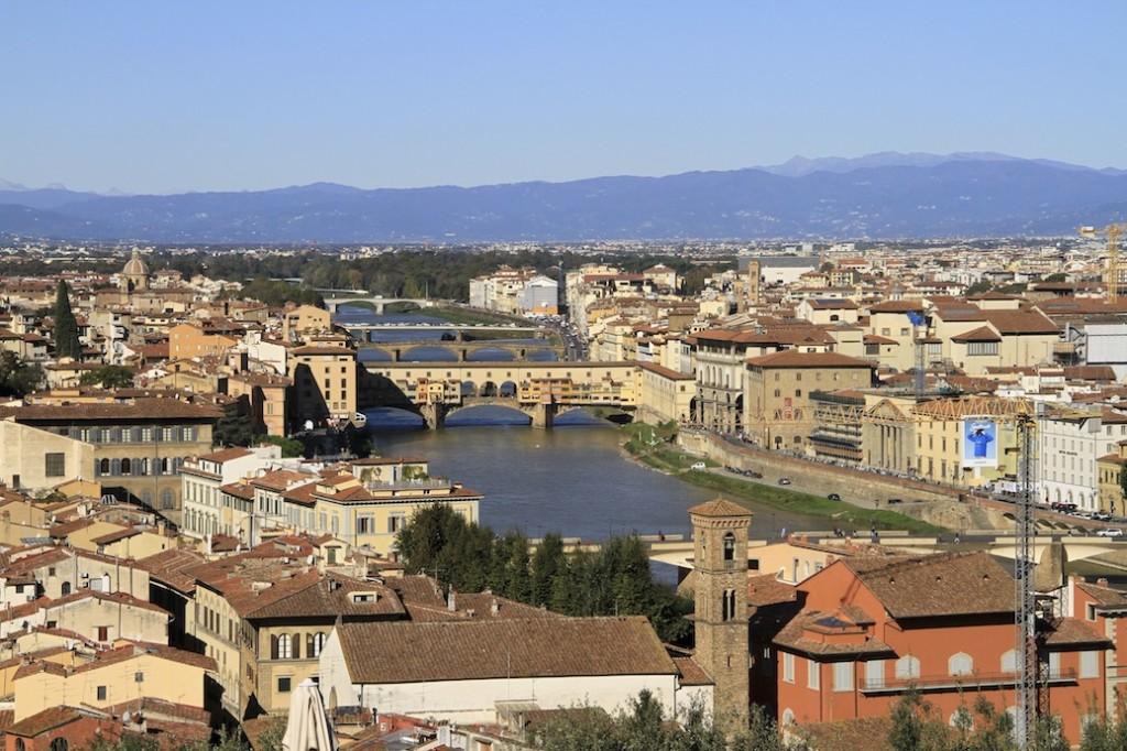 Florenz Italien globusliebe