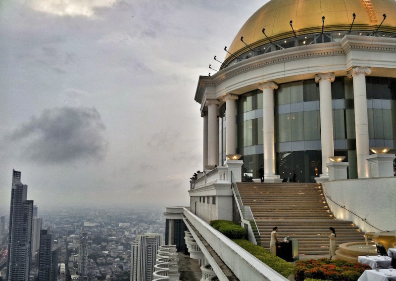 Lebua State Tower Bangkok