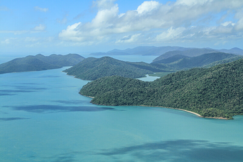 Whitehaven Beach Whitsunday Islands Australien