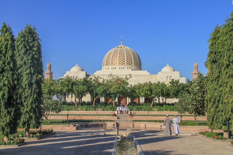 oman-muscat-sultan-quaboos-moschee