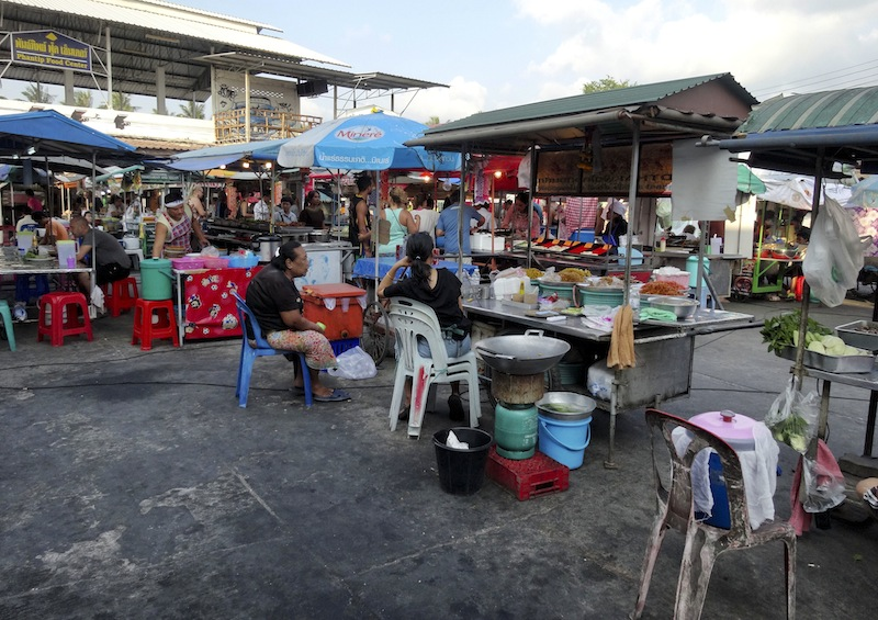 Koh Phangan_Food Market