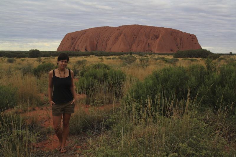 Australien_Ayers Rock