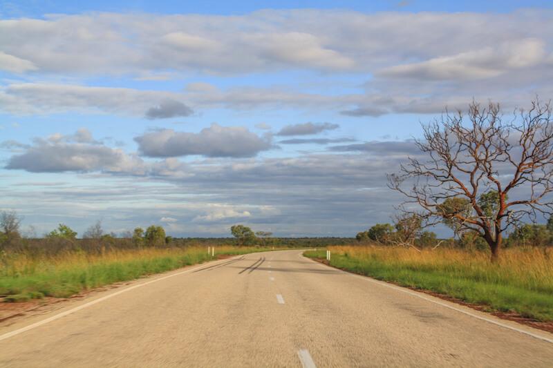 Ayers Rock Roadtrip Stuart Highway