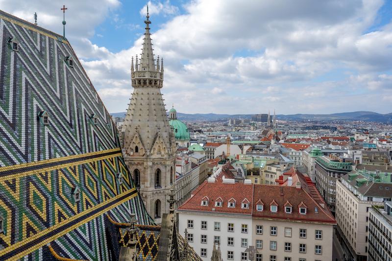 Städtetrips Europa Wien
