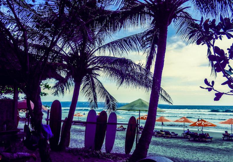 Surfen Bali