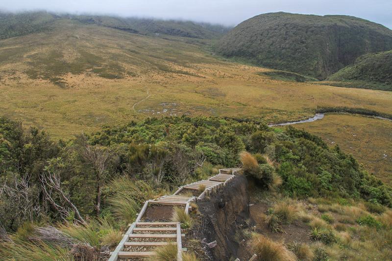 Taranaki Crossing Neuseeland