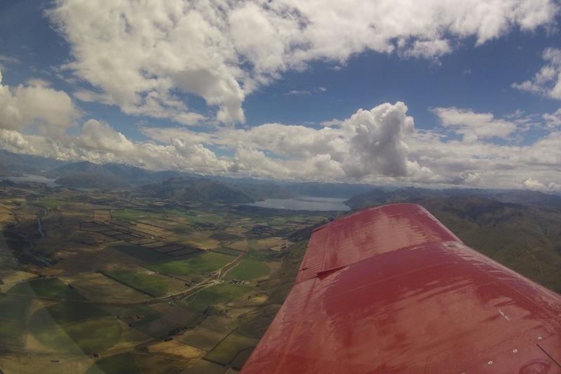 Skydive Wanaka Neuseeland