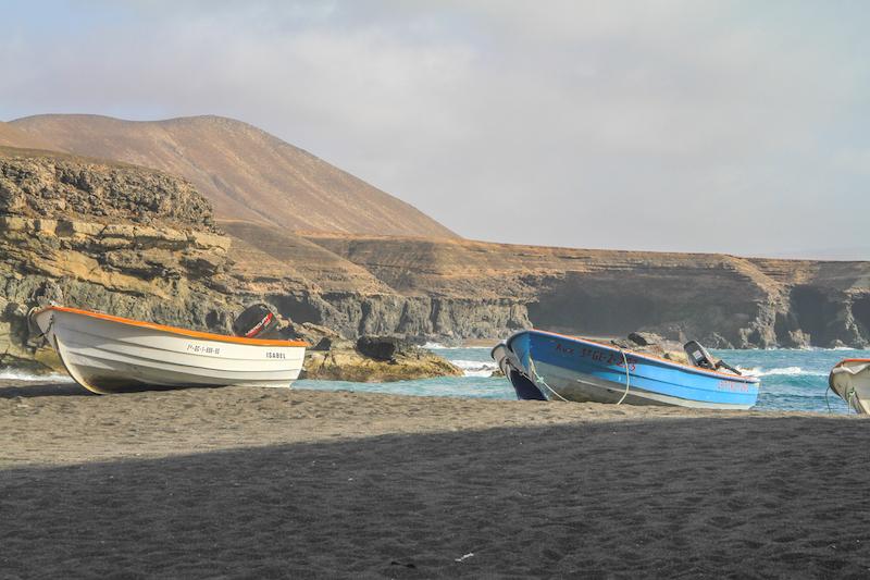 Fuerteventura Ajuy Caleta Negra