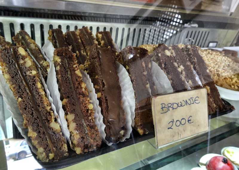Fuerteventura Brownie
