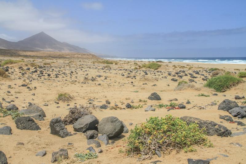 Fuerteventura Kanaren Cofete
