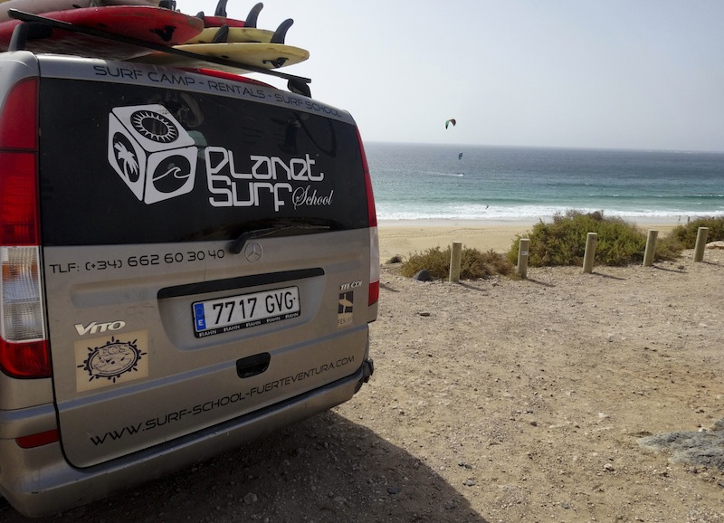 Planet Surfcamp Fuerteventura