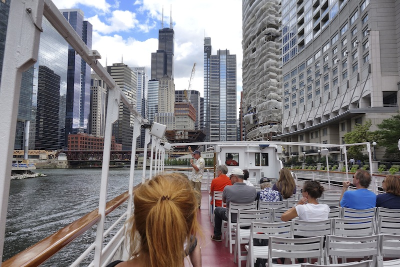 Chicago River Boot