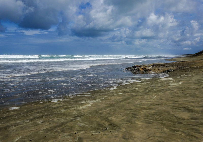 Wwoofing Neuseeland Ninety Mile Beach