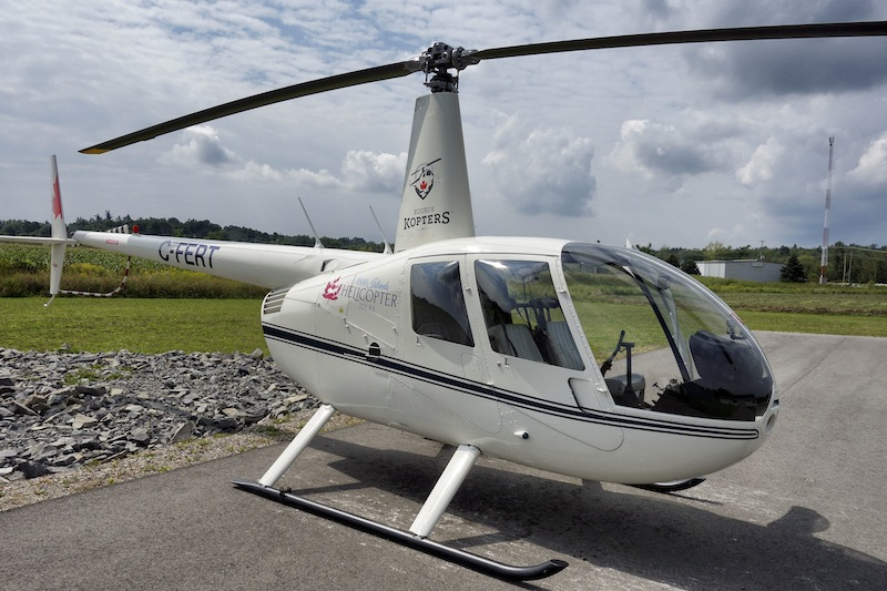 1000 Islands Helikopter