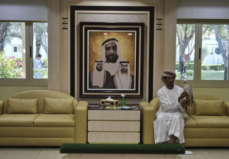 Abu Dhabi Falkenkrankenhaus