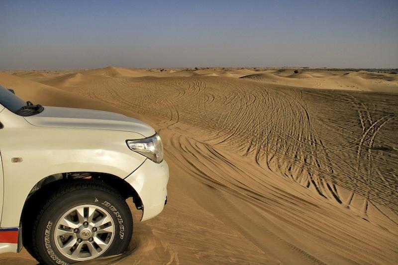 Al Khatim Wüste