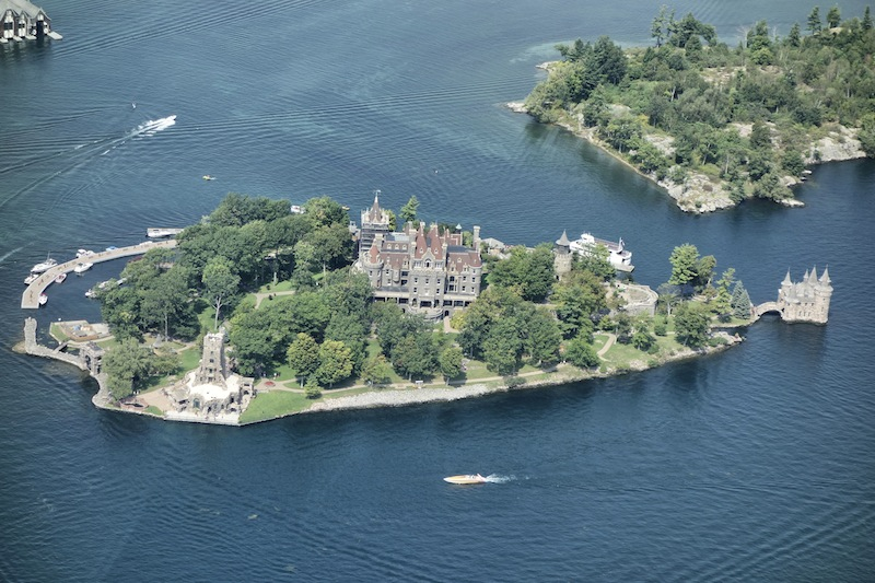 Boldt Castle Thousand Islands