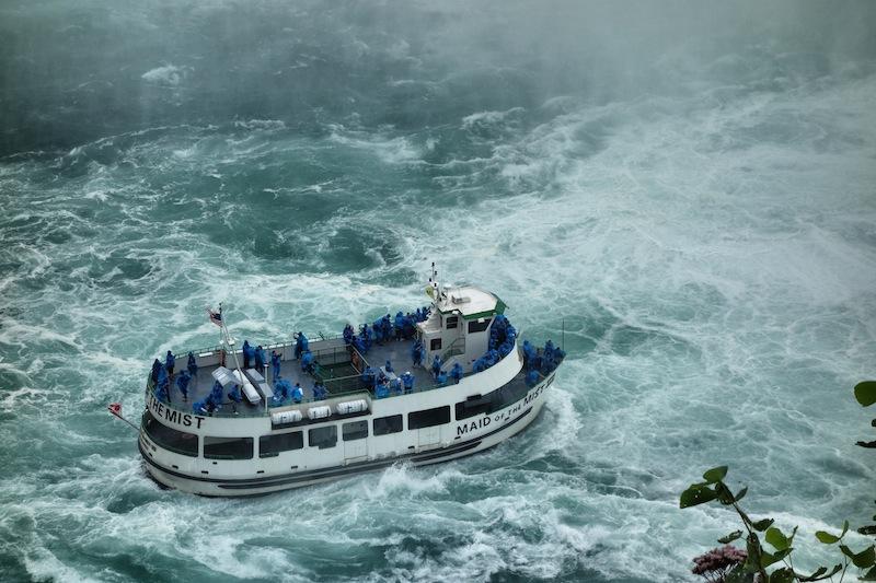 Niagarafälle Maid of the Mist
