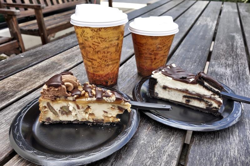 Chicago Cheesecake