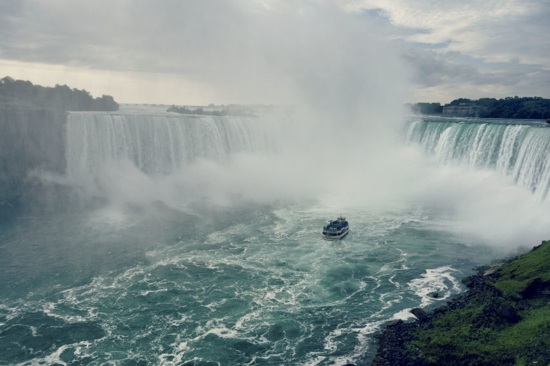 Niagarafälle - Wo die Natur es so richtig krachen lässt