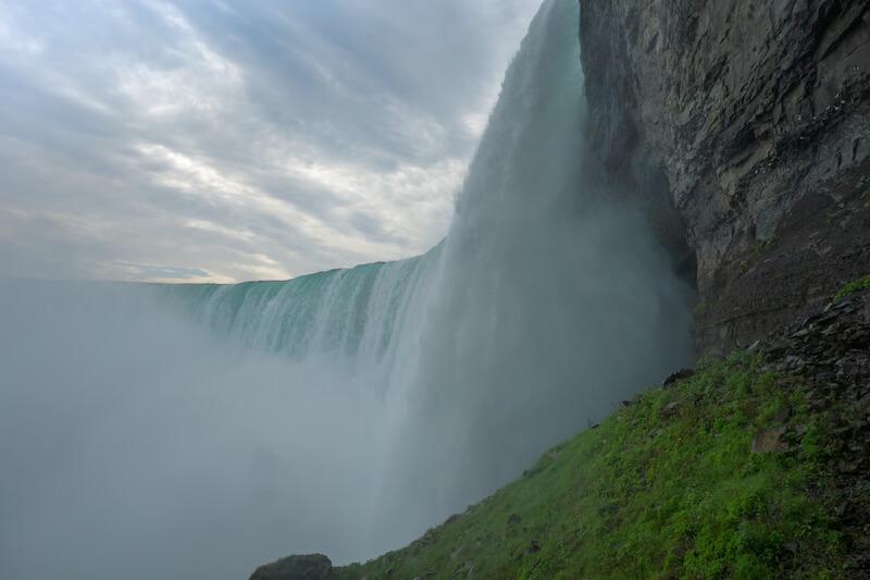 Niagarafälle Wo Die Natur Es So Richtig Krachen Lässt