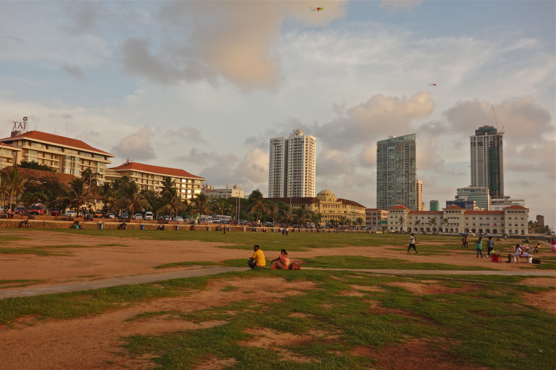 Colombo Galle Face Green