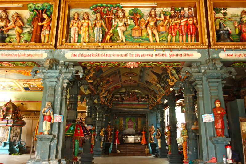 Colombo Sri Lanka Tempel