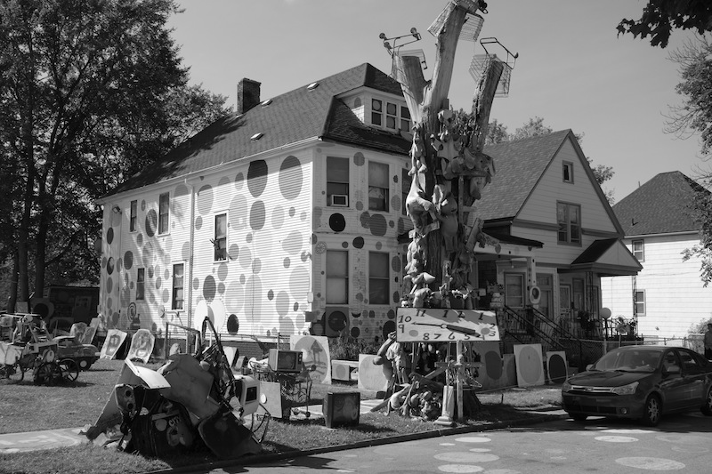 Detroit Heidelberg Project