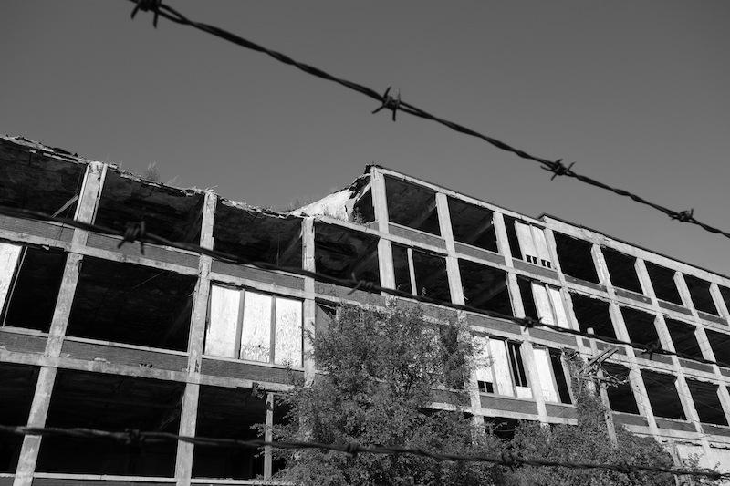 Detroit Packard Plant