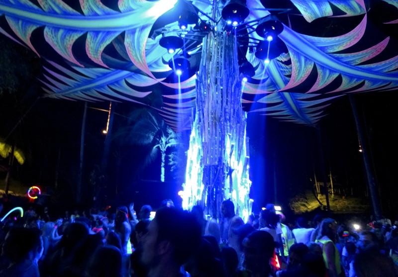 Half Moon Festival Koh Phangan