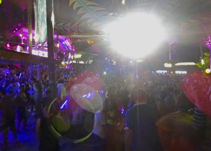 Half Moon Festival Thailand