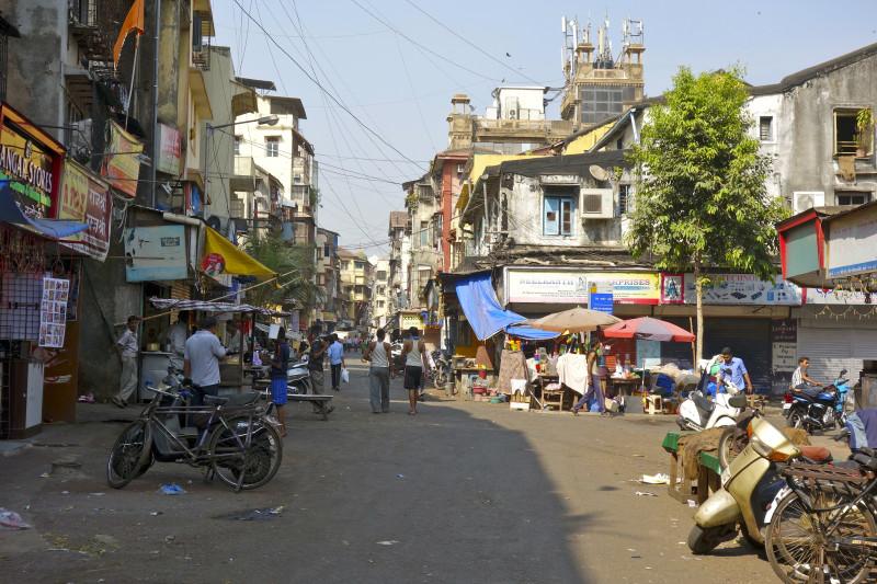 Indien Bombay Mumbai